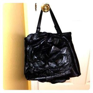 100% AUTHENTIC VALENTINO GARAVANI Leather Handbag